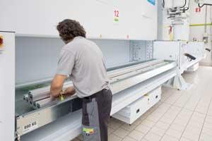 Modula One Ton Heavy Duty Storage Solution