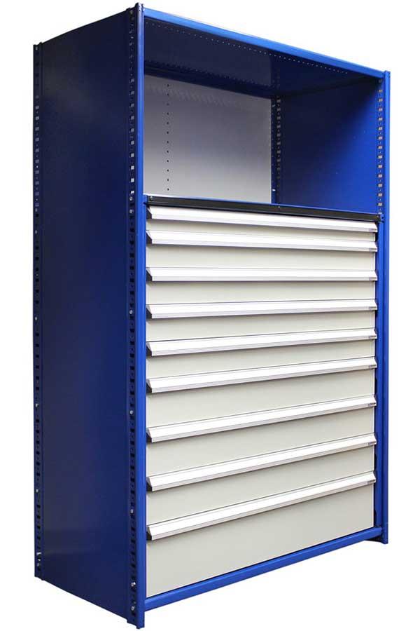 Industrial Storage High Density drawers by Borr