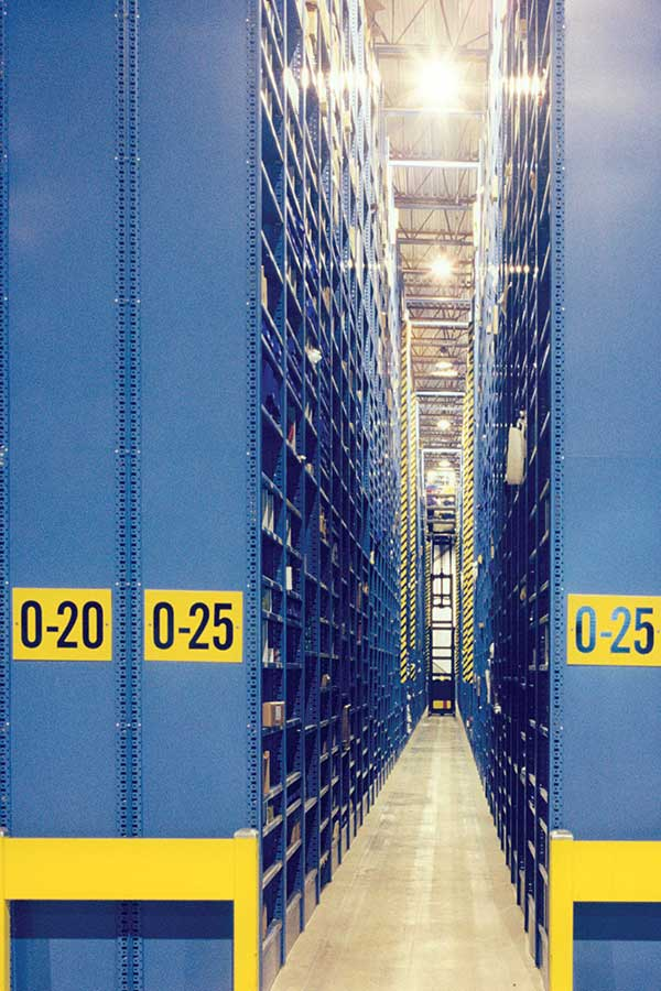 High Rise Industrial Storage Solutions