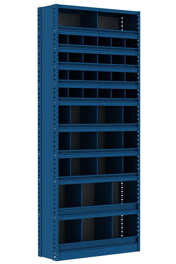 Box edge shelving Industrial Storage