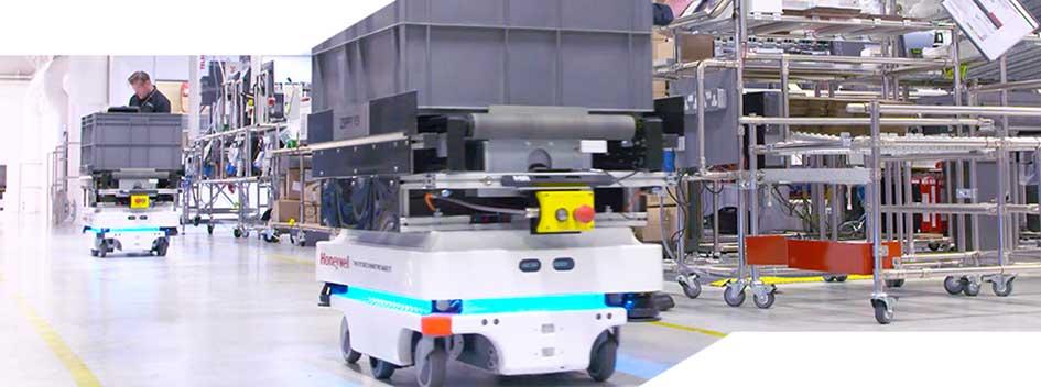 Commercial Mobile Robots