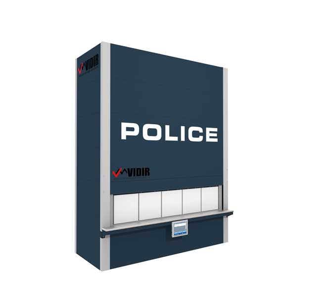 Evidence Automated Lockers