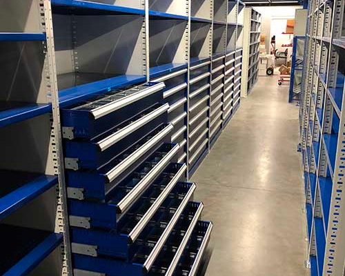 HD Storage Shelves