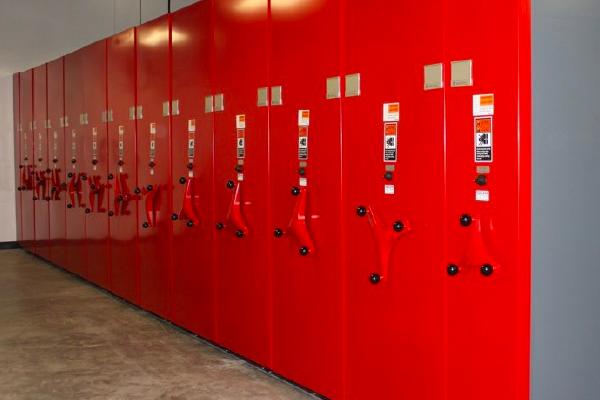 High Density Storage Options Header