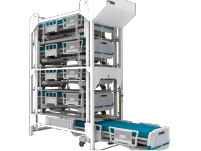 Hospital Bed Lift American Specialty Industries